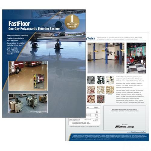 FastFloor® Flyer