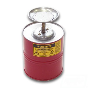 One Gallon Plunge Can