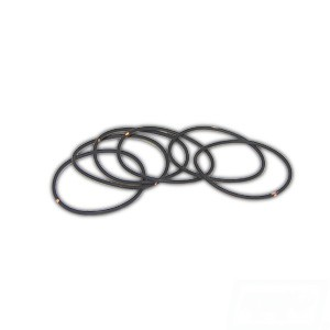 O-Ring 6Pk Kit Blkfluid Hsg 248132