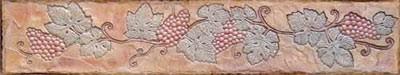 """Grapevine Border (10"""" x 60"""")"""