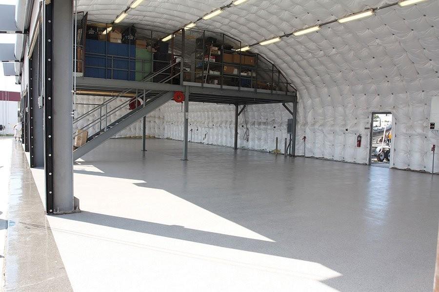 Rhino Linings 174 Fastfloor 174 Polyaspartic Floor Coating