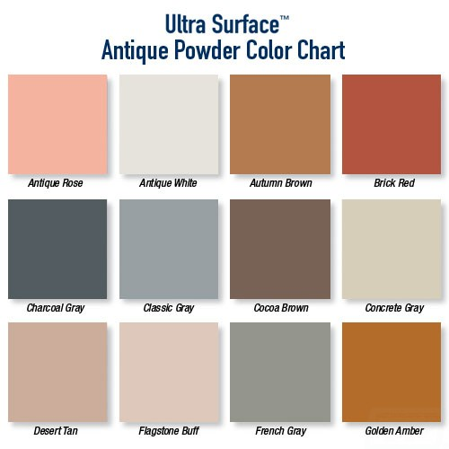 Antiquing Color Powder - Rhino Linings Concrete Coating Solutions ...