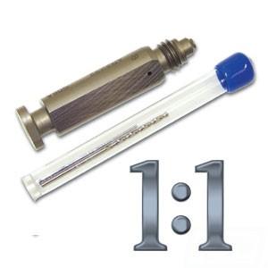 GAF5252 – Mix chamber & drill bits kit, flat