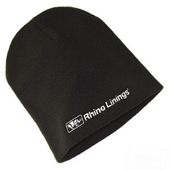 Rhino Linings® Black Beanie