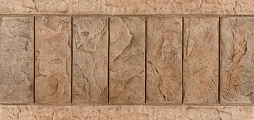 Roman Slate Border Example
