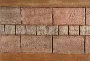 "Bellagio (18"" x 51"") Concrete Stamp"
