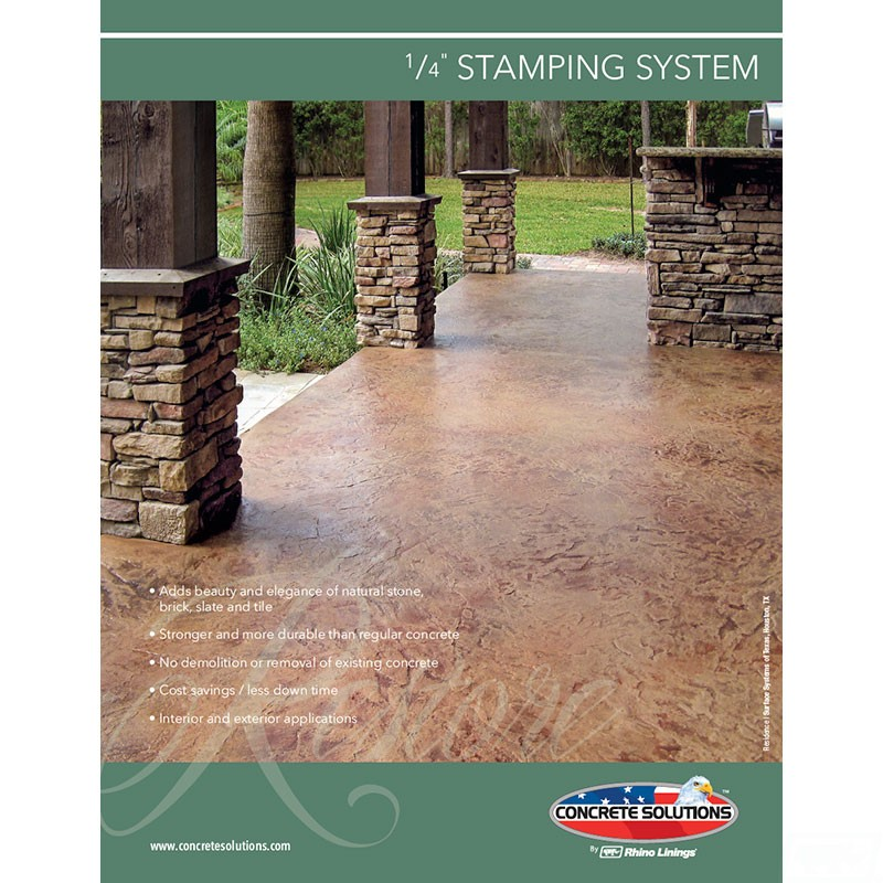 """1/4"""" Stamping Flyer"""