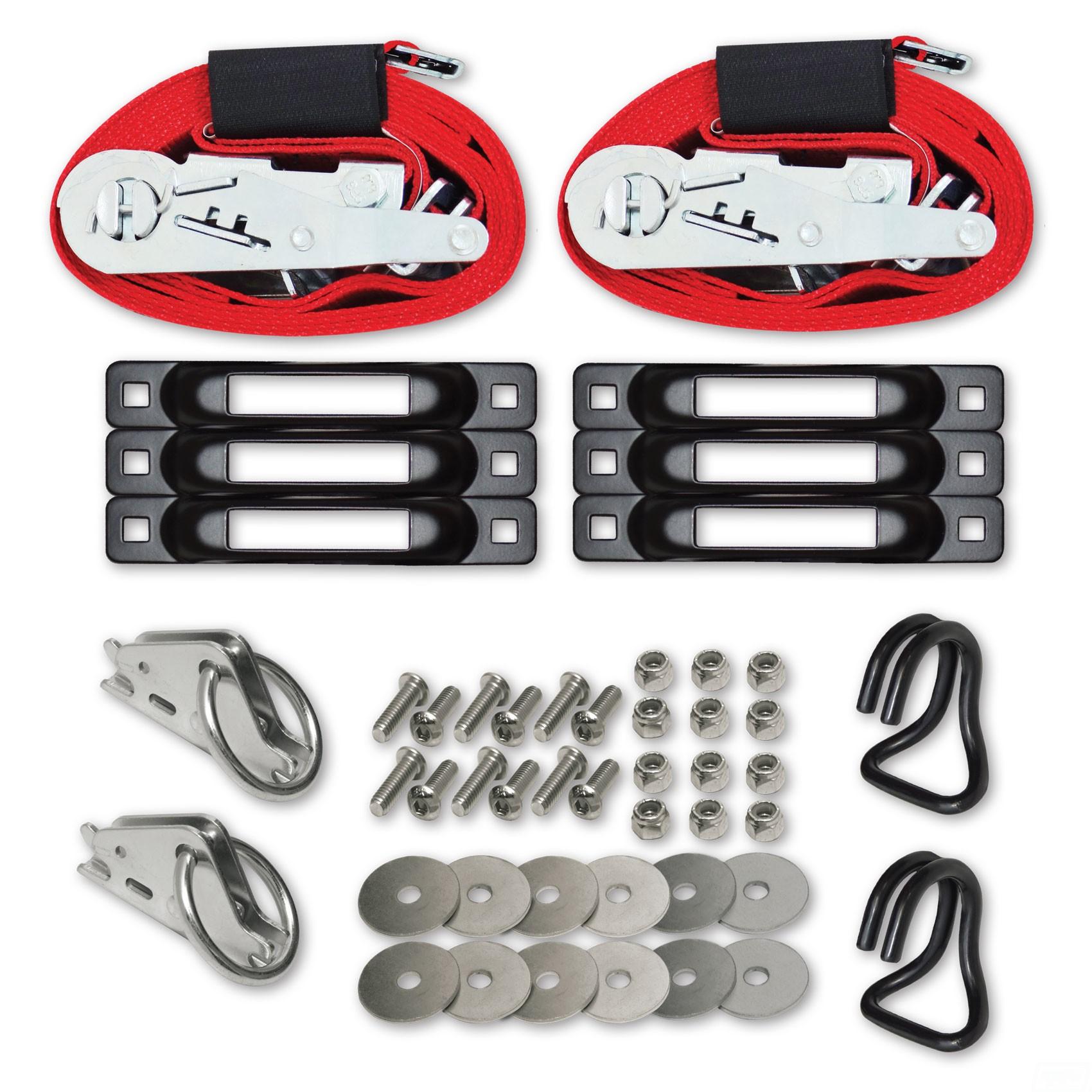 Truck & Trailer E-Strap System Plus (Import strap)