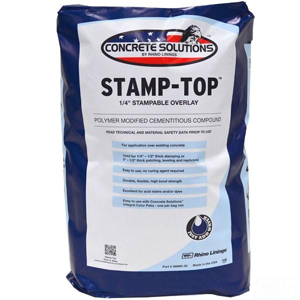 Stamp-Top Bag Mix