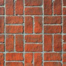 "Basket Weave Used Brick (16"" x 32"")"