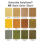 WB Concrete Stain