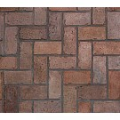 "Herringbone Used Brick (24"" x 37"")"