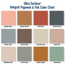 Integral Color Pigment Colors 1