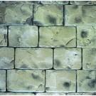 "Old Cobblestone (23"" x 43"") Concrete Stamp Application"