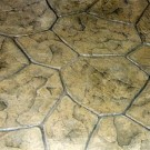 "Small Random Stone (34"" x 34"")"