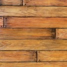 """6"""" Staggered Wood (72"""" x 30"""") Finished Look"""