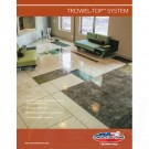 Trowel-Top flyer - front