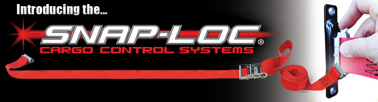 Introducing Snap-loc Cargo Tie-downs