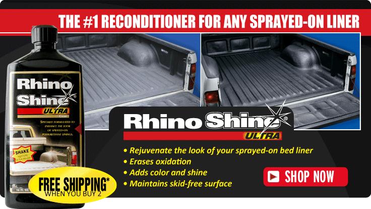 truck bed liner restoration